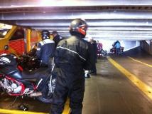 Euro-Diversion 2013 La vuelta a Europa en Moto.ETAPA 9 Hamburgo-Hirtsals-Kristiansand Hay que amarrar la moto03