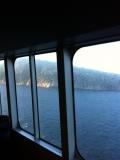 Euro-Diversion 2013 La vuelta a Europa en Moto.ETAPA 9 Hamburgo-Hirtsals-Kristiansand Llegando a Noruega en el ferry