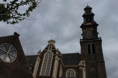 Euro-Diversion 2013 La vuelta a Europa en Moto.ETAPA 7 Brujas-Amsterdam Catedral Amsterdam06