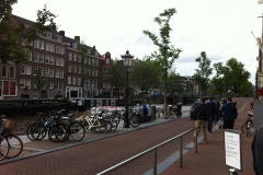 Euro-Diversion 2013 La vuelta a Europa en Moto.ETAPA 7 Brujas-Amsterdam Las bicis05