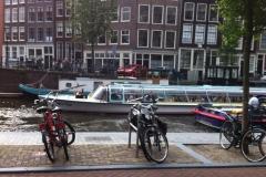 Euro-Diversion 2013 La vuelta a Europa en Moto.ETAPA 7 Brujas-Amsterdam Las bicis07
