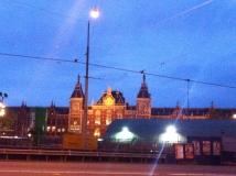 Euro-Diversion 2013 La vuelta a Europa en Moto.ETAPA 7 Brujas-Amsterdam Noche Amsterdam 05