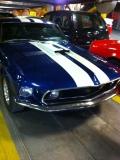 Euro-Diversion 2013 La vuelta a Europa en Moto.ETAPA 9 Hamburgo-Hirtsals-Kristiansand Ford Mustang Cobra
